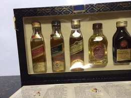 johnnie walker old mini