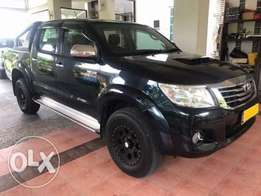 Toyota Hilux Double Cab 2011 For Sale Asking Price 3,200,000/=