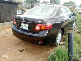 Quick sale: Very clean Toyota corolla for sale