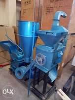 Locally fabricated Posho mill