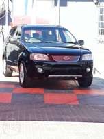 Ford. Territory 2008 suv