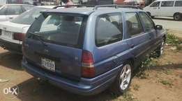 Used Ford Escort neat.