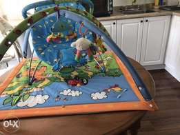 Fairly Used MOTHERCARE Play Mat Collapsible With travel Case