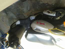 Pmx PGO 110 cc two stroke to trade for bike