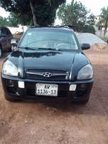 Hyundai Tucson 2008 (Manual)