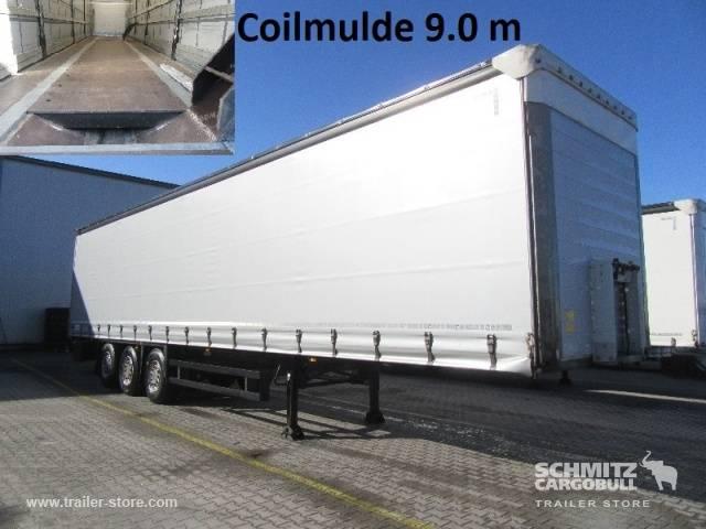 Schmitz Cargobull Curtainsider Coil - 2016