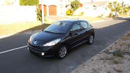 2008 Peugeot 207 1,6 sport edition 5speed manual for sale