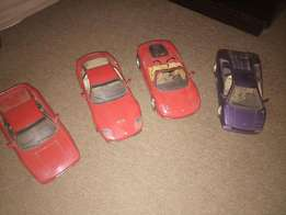 Collectors model cars for sale!