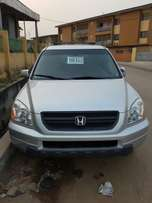 Super too Clean Toks Honda Pilot 05 Model,6 loader,DVD MP3 System,