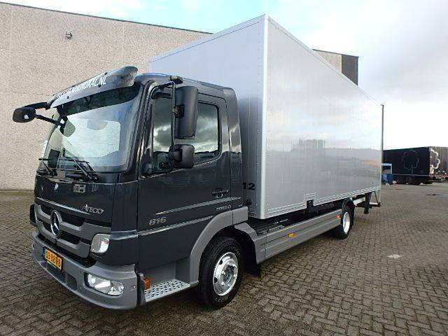Mercedes-Benz Atego 816 4x2 / Leasing - 2013