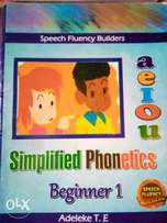 Phonics/Diction Textbooks For Sale