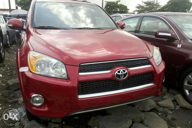 Foreign Used Rav4 Price >> Toks 2010 Toyota Rav4. Maroon. Lagos cleared Lagos Mainland • olx.com.ng