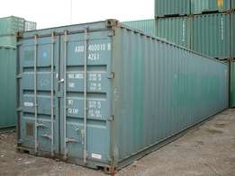 New / Used 3m, 6m & 12m shiping contaners available