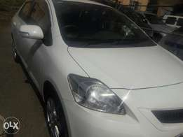 Toyota belta very clean alloys ,sreen new tyres