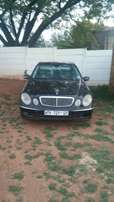 Mercedes E320D w211 stripping