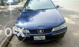 2004 Peugeot 406 For Sale In Abuja