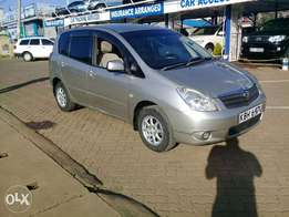 Toyota Spacio KBH very clean for only 630K