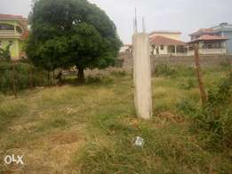 Plots for sale in afast developing Bamburi area with clean title deeds