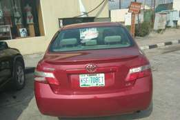 Very Clean Registered TOYOTA CAMRY 2008 model available