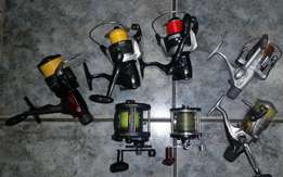All Sort Reels - New and Used