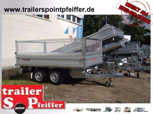 Pongratz Dreiseitenkipper 3 Sks 3100/17 T Al Gitter