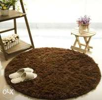 Quality Fluffy Round Mats/Carpets