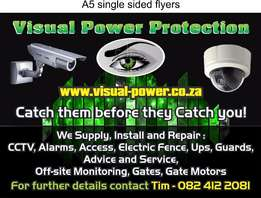 ALL AREAS -All Security -Cctv , Alarms , Electric Fence & Gate Motors