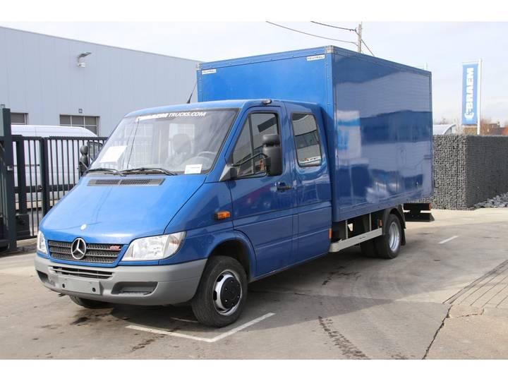 Mercedes-Benz SPRINTER 416 CDI - 109 983 KM - DOKA - 2004