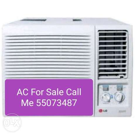 Window ac for sale lg