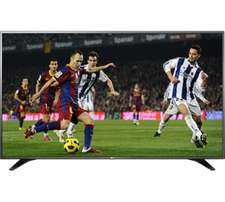 LG 49inches digital and built in receiver led television