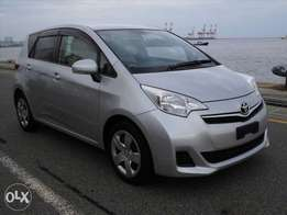 Toyota Ractis Newshape Fully loaded 1500cc 2010 Low mileage