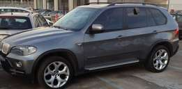 Bmw x5 3.5sd stripping e70