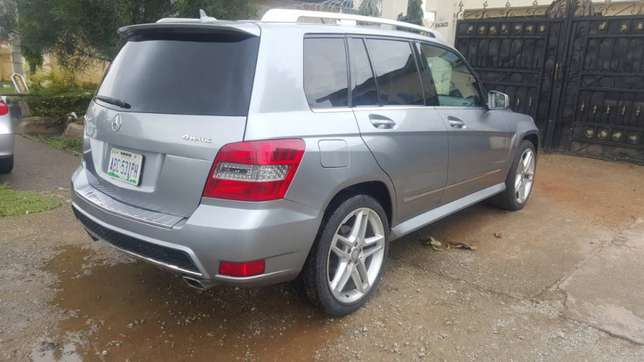 Very clean benz GLK 350 4matic for sale Gwarinpa Estate - image 2