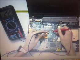 Laptop Repair Training Video Collection