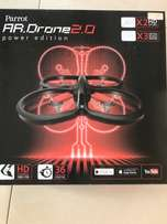 Parrot AR Drone 2.0 POWER EDITION Great Condition