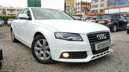 Audi A4, Pearl White , Year 2009,1800cc TFSi, Turbo A