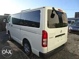 Give away price,Hiace diesel 4wd, auto , yr 2010,