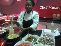 Catering From a professinal Chef frm The International Hotel Schools