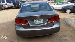 Honda civic 2008 model for sell