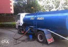 supply of soft safe clean water bowser
