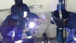 BOILER MAKING TRAINING in rustenburg contact us