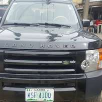 Registered Land Rover for sale