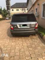 Like TOKS regd buy and drive RANGE ROVER SPORT supercharge for sale...