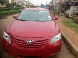 Tokunbo Toyota 2008 camry for sale