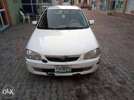Very clean Mazda 323 up for quick sale