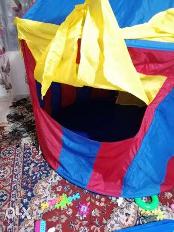 Baby and kids tent used for internel&external