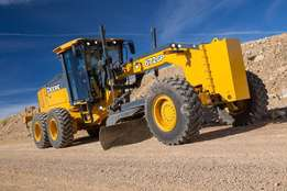 Grader Hire Available
