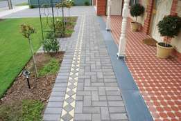 Quality paving /driveways & parking areas