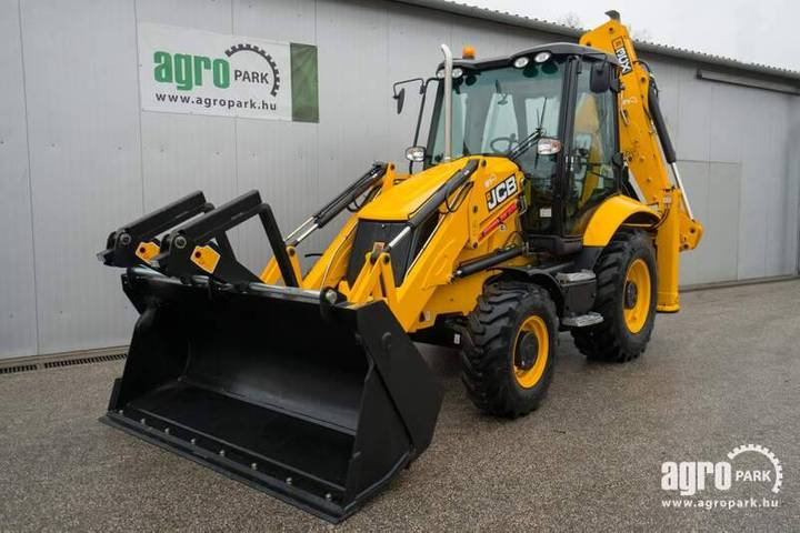 JCB New 3cx Eco Sitemaster, Backhoe Loader, 40 Km/h - 2018