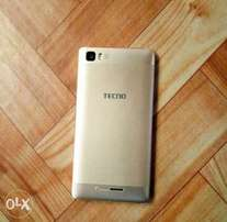 Tecno N8S (4G) for sale, one and a half months old.